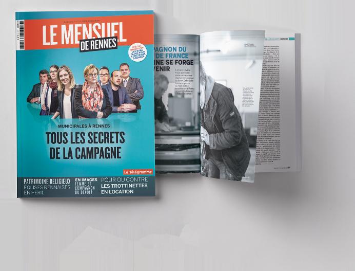 Municipales à Rennes : tous les secrets de la campagne