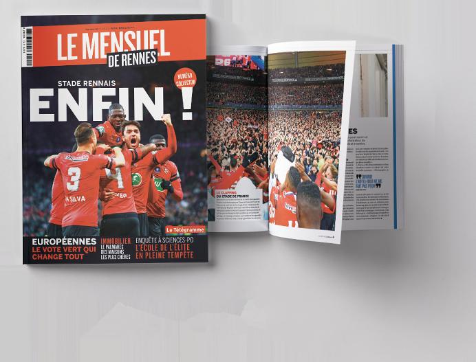 Stade rennais : enfin !