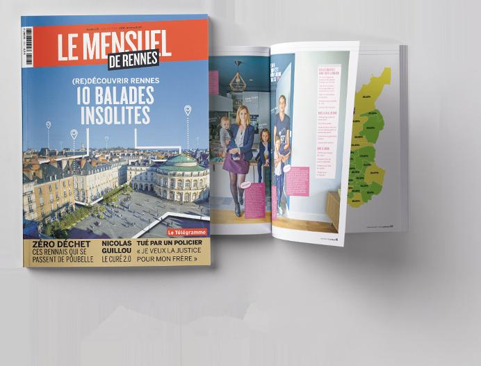10 balades insolites pour (re)découvrir Rennes
