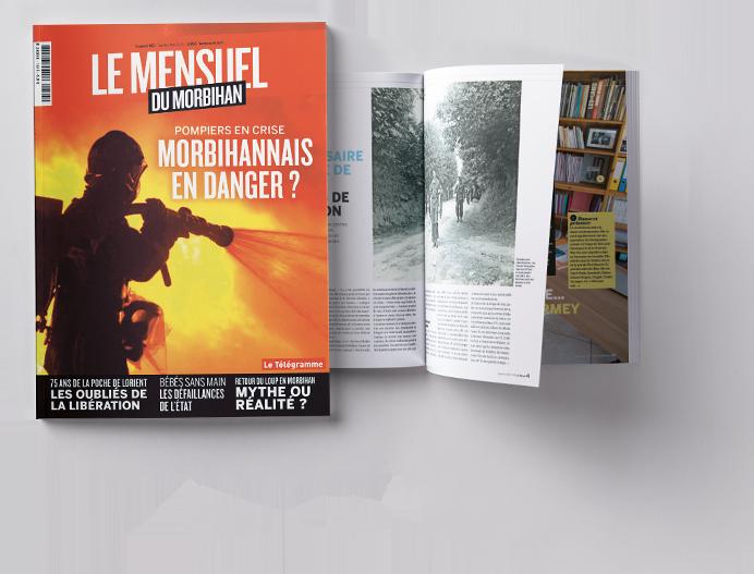 Pompiers en crise : Morbihannais en danger ?