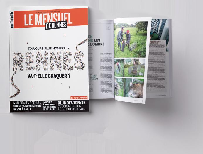 Toujours plus nombreux : Rennes va-t-elle craquer ?
