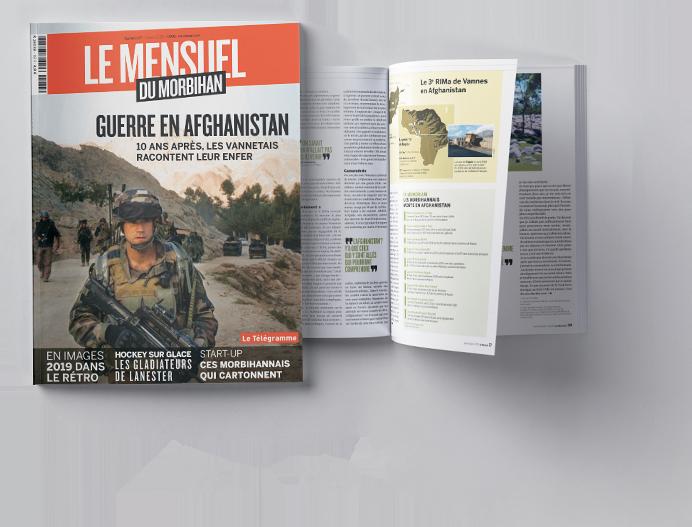 Guerre en Afghanistan :<br /> 10 ans après,<br /> les morbihannais racontent leur enfer