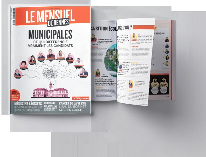 Municipales : ce qui différencie les candidats