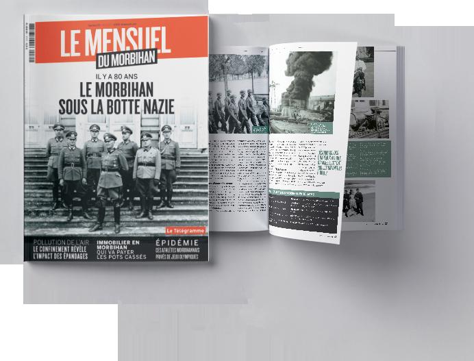 1940 : Le Morbihan face à l'invasion allemande