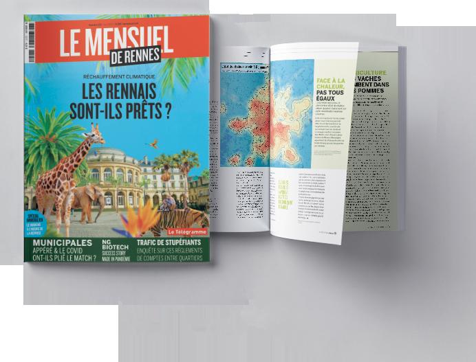 Réchauffement climatique : les Rennais sont-ils prêts?