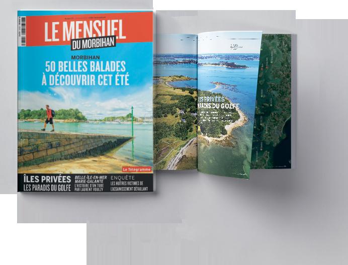 Morbihan : 50 belles balades à découvrir cet été