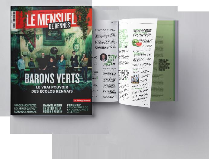 Barons Verts : le vrai pouvoir des écolos rennais