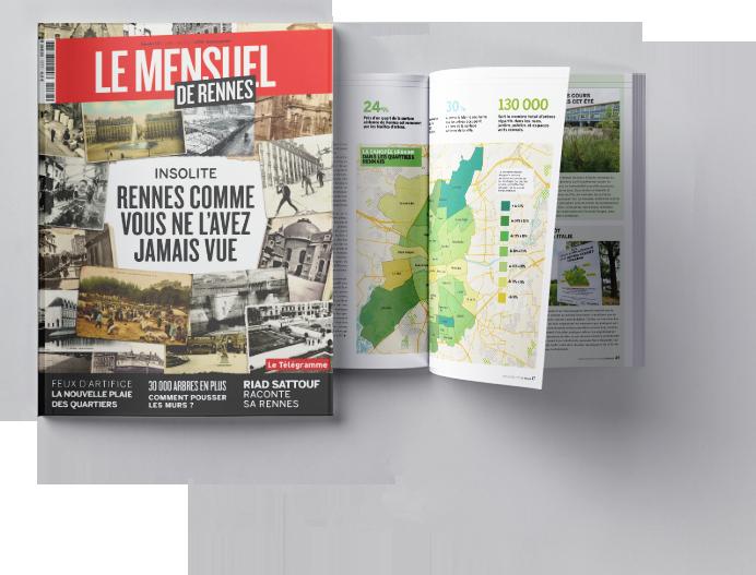 Insolite : Rennes comme vous ne l'avez jamais vue