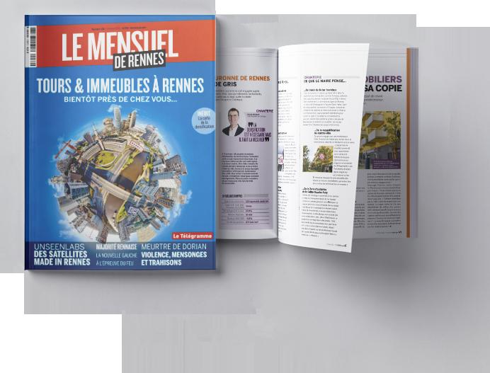 Tours et immeubles à Rennes : bientôt près de chez vous