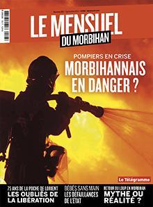 Le Mensuel du Morbihan, nouvelle édition. Pompiers en crise : Morbihannais en danger ?