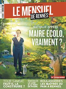 Le Mensuel de Rennes, nouvelle édition. Nathalie Appéré : maire écolo, vraiment ?