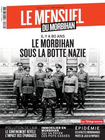 Le Mensuel du Morbihan, nouvelle édition. 1940 : Le Morbihan face à l'invasion allemande