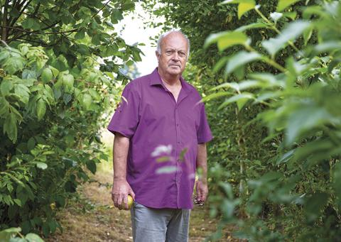Pesticide glyphosate Langouët discorde