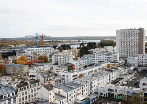 Centre-ville de Lorient  Séduire ou dépérir