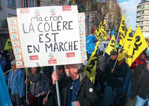 Mouvement social breton