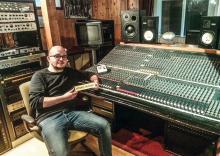 Studio d'enregistrement campagne rennaise