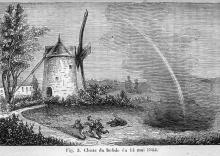 Histoire de la météorite de Cléguérec