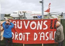 Migrant Rennes reconduit à la frontière