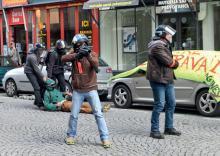 Police rennaise : Violences et grosse fatigue