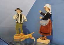 Jouets breton fabriqués à Baden
