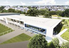 RC VAnnes Le nouveau centre d'entraînement est lancé