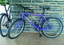 Itinéraire d'un vélo volé