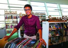 Malik Diallo nouveau directeur de la bibliothèque des Champs libres
